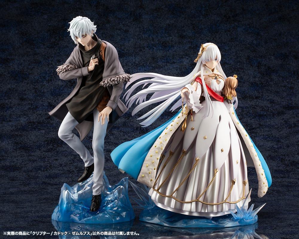 "Kotobukiya Announces ""Fate/Grand Order"" Anastasia and Zemlupus Figures for Pre-Order!"