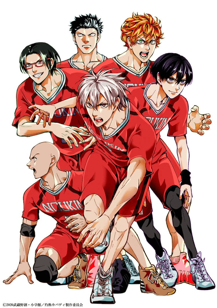 """Burning KABADDI"" Manga About South Asian Contact Team Sport Gets Anime Adaptation"