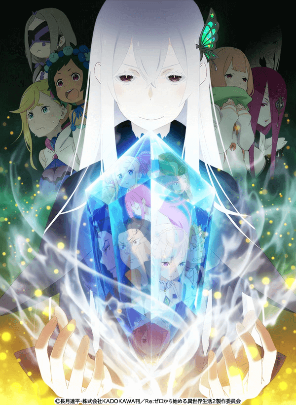 """""""Re:Zero"""" S2 Character Trailers Out for Five Consecutive Days, Starting with Ram's"""