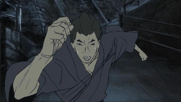 """Masaaki Yuasa's """"Kemonozume"""" Added to Netflix 1st September"""