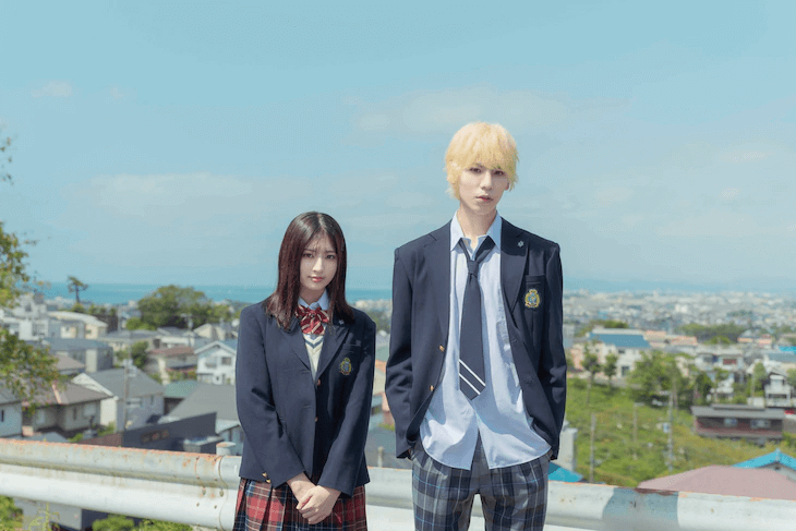 "Maya Murata's ""Honey Lemon Soda"" Gets Feature-length Live-action Adaptation"