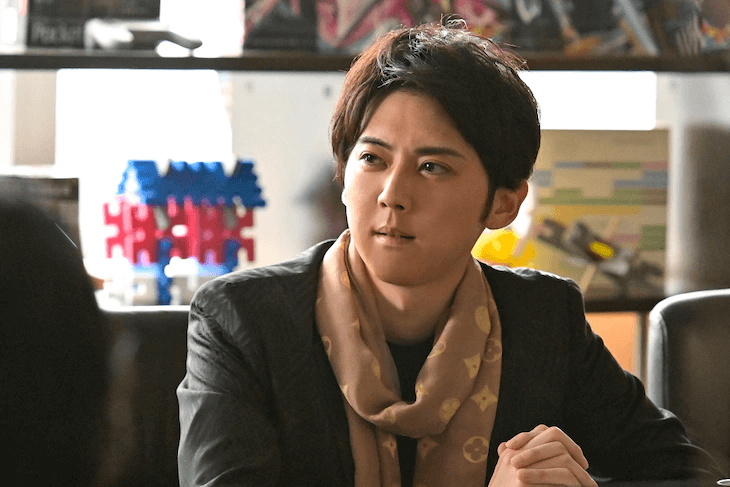 "Yuuki Kaji Guest Stars in ""Love Will Begin When Money Ends"""