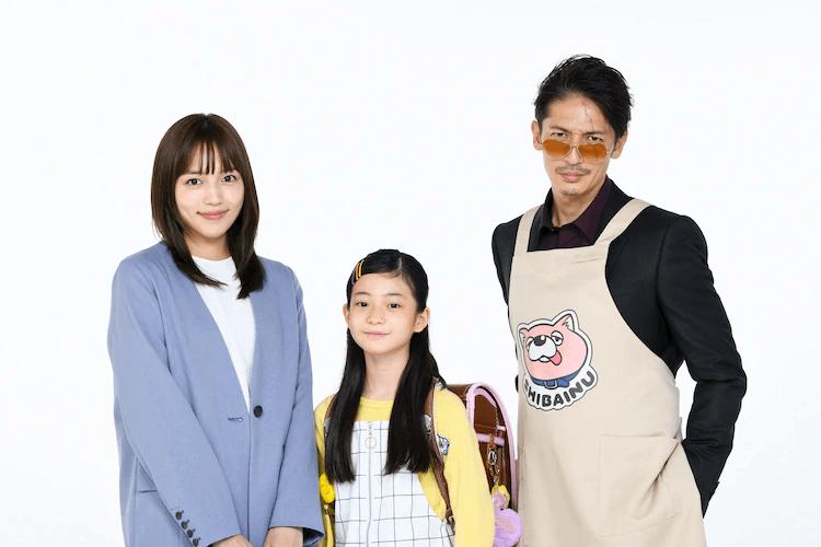 """""""Gokushufudou"""" TV Drama Adaptation Introduces Original Character: Tatsu and Miku's Daughter"""