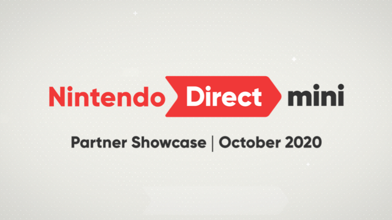 Nintendo Direct mini: Partner Showcase Highlights Upcoming Games