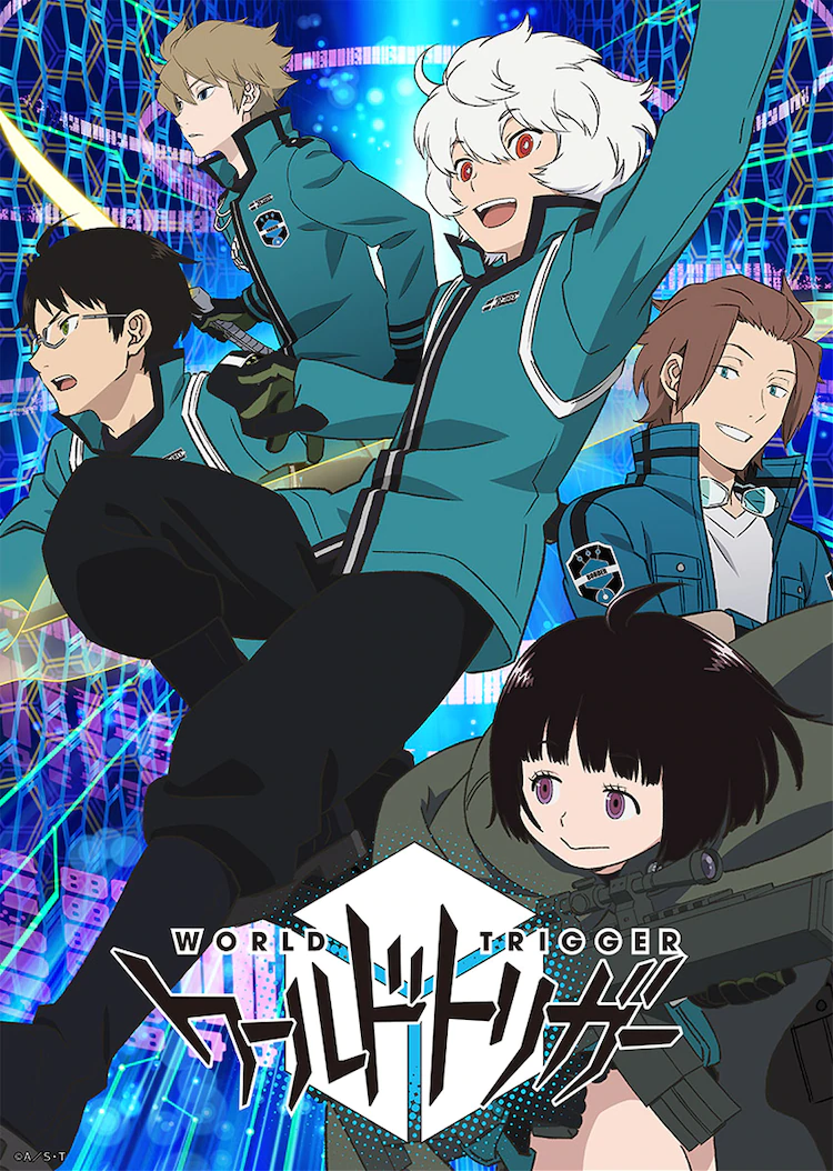 """World Trigger"" S2 Hits Screens 9th January 2021"