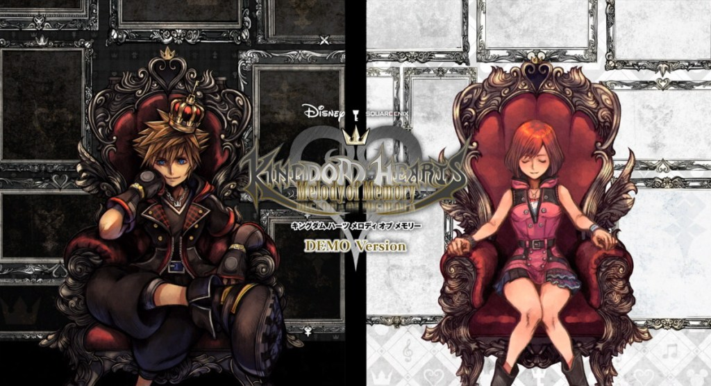 """""""Kingdom Hearts Melody of Memory"""" Demo Out Now!"""