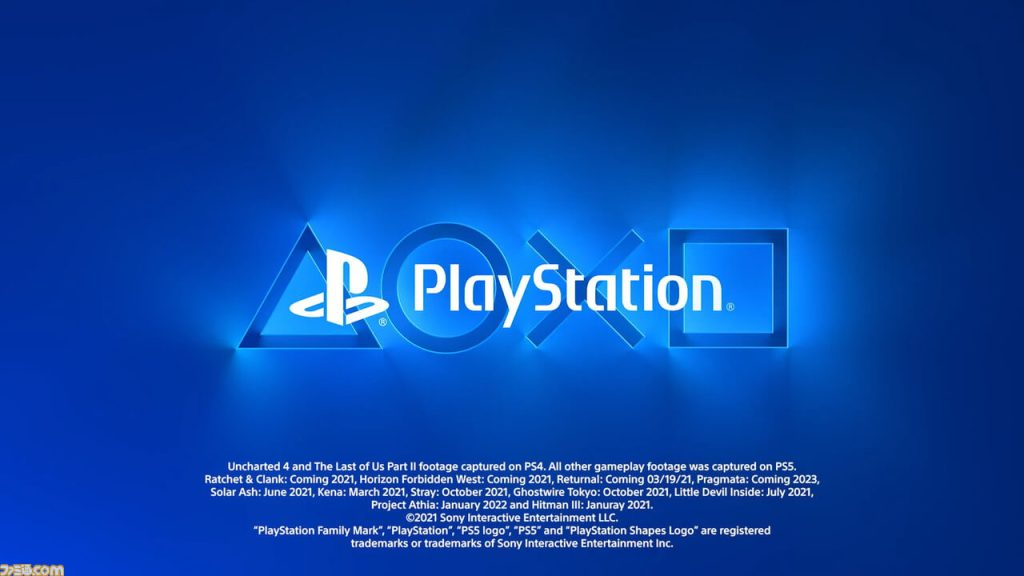 Sony's CES 2021 Presentation Leaks (?) Upcoming PS5 Releases