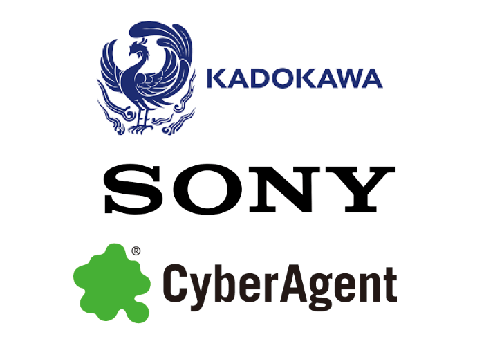 KADOKAWA Issues Shares to Sony and CyberAgent for JPY 10B