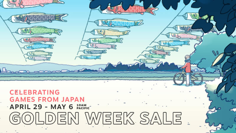ICYMI, Steam's Golden Week Sale Still On Until 6th May!