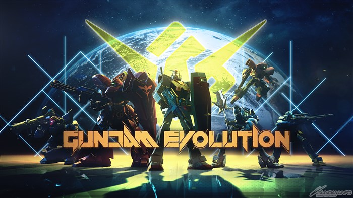"""""""GUNDAM EVOLUTION"""" F2P FPS Announced! Targeted for Release Next Year!"""