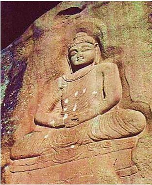 পাকিস্তানের সোয়াত উপত্যকায় ১৪০০ বছরের পুরনো বুদ্ধমূর্তি