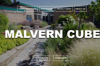 WordPress Website Design Malvern Cube