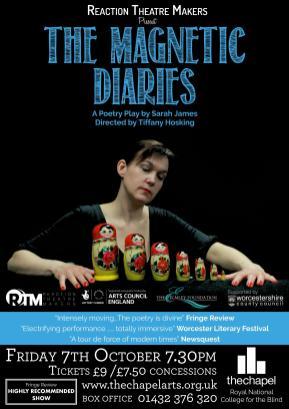 Magnetic Diaries Malvern Worcestershire Website Design Digital Marketing