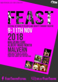 FEAST 2018 A4 Poster