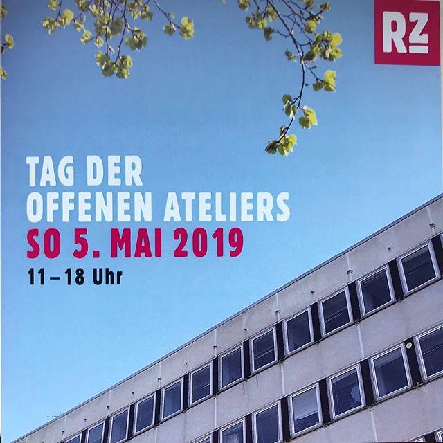 🏻 Am Sonntag ist es wieder soweit, die RZ Ateliers öffnen ihre Türen....#arte #artist #artistsoninstagram #pictureoftheday #artcollector #kunst #artistlife #collector #art #exhibition #ausstellung #museum #sightseeing #berlin #potsdam #germany - from Instagram