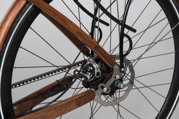 Sojourn Wooden Bike Tire