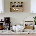 How To Set Up An Awesome Coffee Bar At Home For Free Sojourner Mom