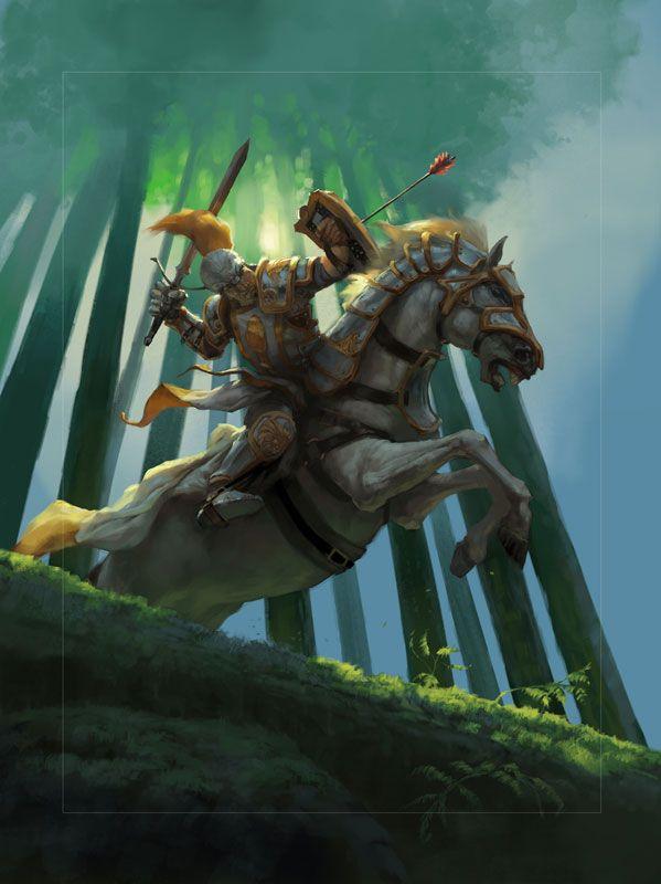 horse palladin