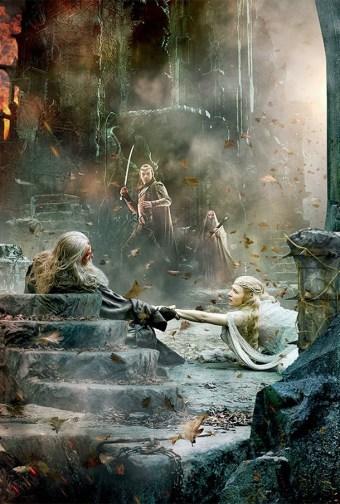 The Hobbit Battle of Five Armies 2