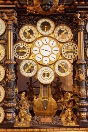 Besançon's Astronomical Clock