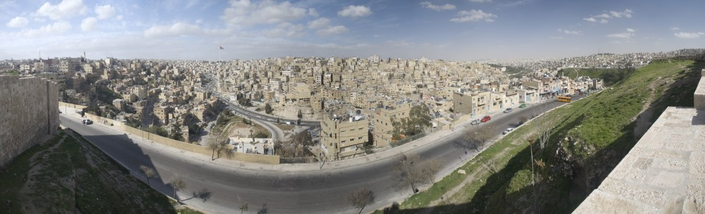 Jordan A to Z:  A is for ... Amman! (1/6)