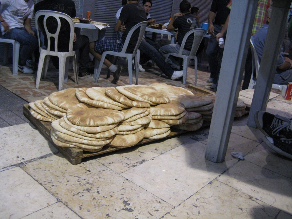 Ramadan Breakfast at Hashem's in Amman, Jordan (2/3)