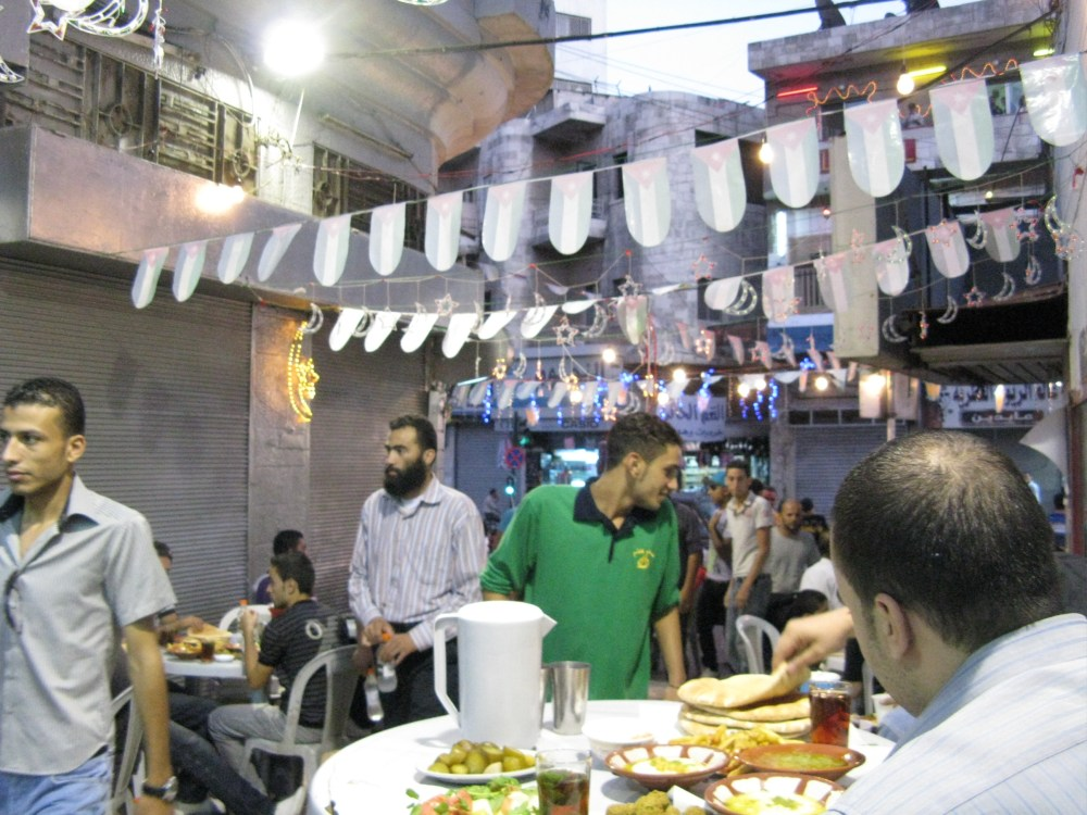 Ramadan Breakfast at Hashem's in Amman, Jordan (1/3)