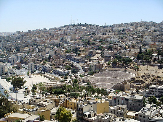 Amman turns . . . 100? (5/6)