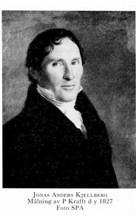 Jonas Anders KJellberg
