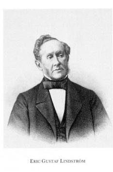 Eric Gustaf Lindström
