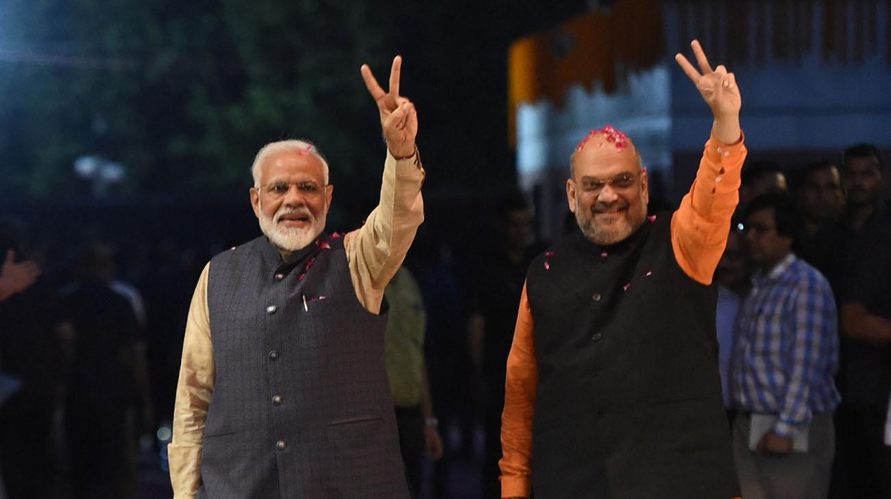 Democracy, people of India have won: Modi in victory speech