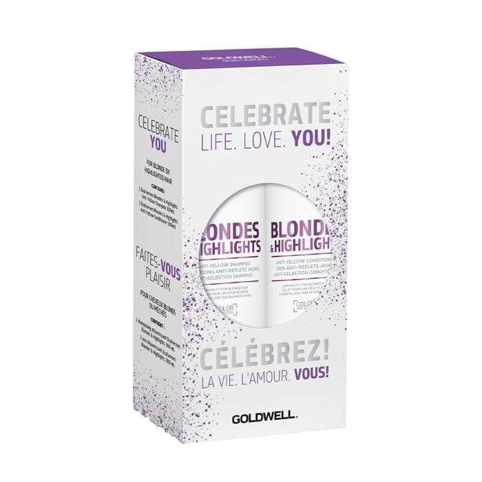 Goldwell Dualsenses Holiday Duos Blonde and Highlights