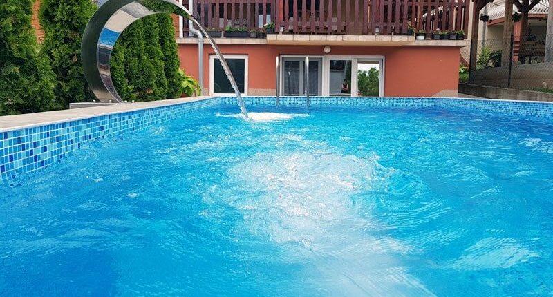 Apartmani Lukić sa bazenom smeštaj Sokobanja