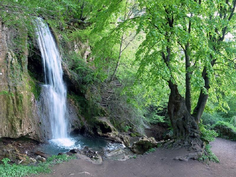 Vodopad Ripaljka Ozren Sokobanja
