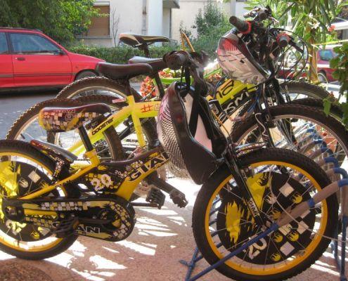 Vila Natalija Sokobanja rent-a-bike