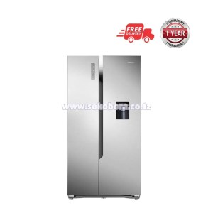 Hisense-Double-Door-Side-By-Side-Refrigerator-516L