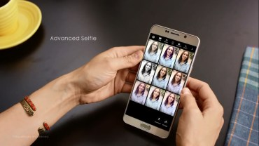 samsung galaxy note 5 camera selfie