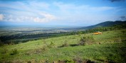 The Vejini pastureland
