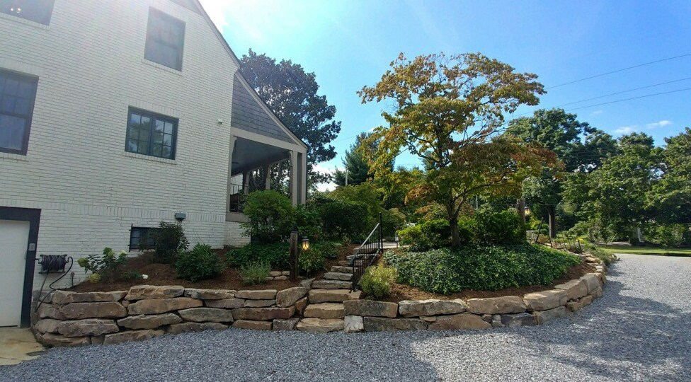 Sokol Landscaping Asheville North Carolina