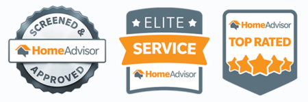 Home Advisor Landscaping Awards