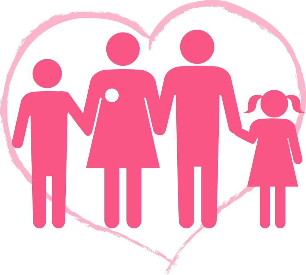 Rak rodzina