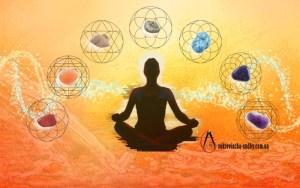 очистить камни от негативной энергии
