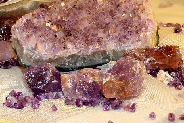 очистить камни от чужой энергии 4