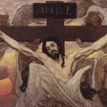 Виктор Васнецов - Распятый Иисус Христос