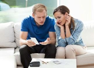 Когда в семье не хватает денег