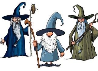 Три колдуна