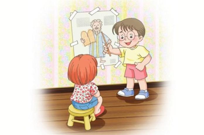 Десять Заповедей для детей