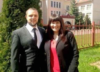 Кривохижа Евгений и Алёна