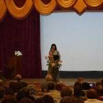 За 5 лет Светлана Малова дала 300 концертов христианской песни