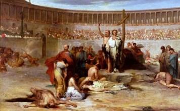 Гонения на христиан первых веков